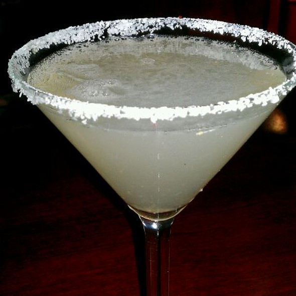 Blue Agave Martini - 801 Chophouse – Kansas City, Kansas City, MO