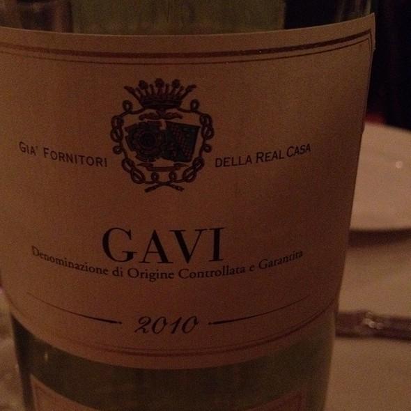 Gavi di Gavi - Siroc Restaurant, Washington, DC