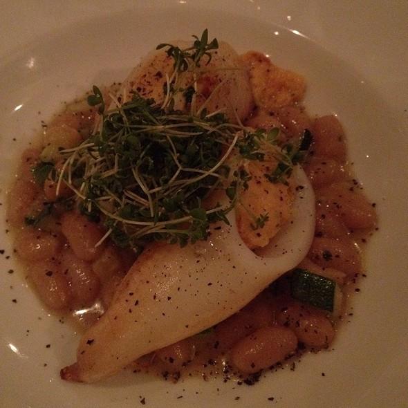 Stuffed Squid - Siroc Restaurant, Washington, DC