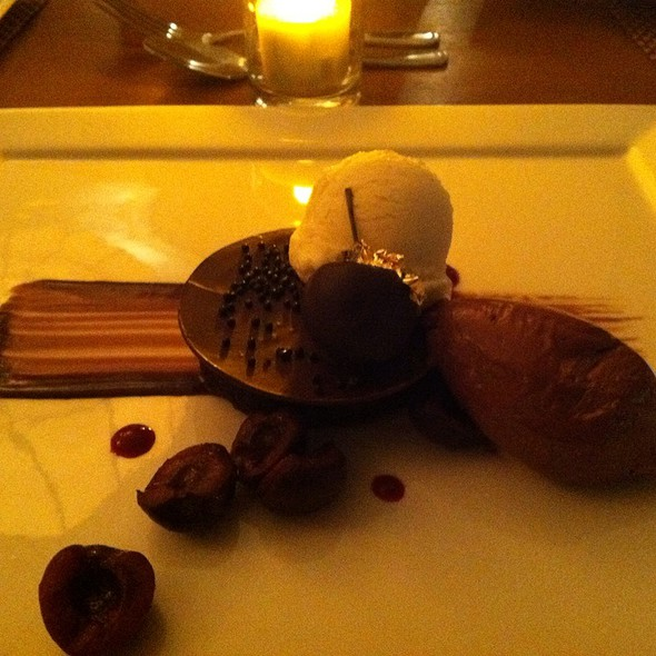 Creme Fraiche Chocolate Mousse - Citrus, Newport Beach, CA