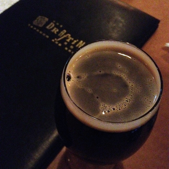yards tavern porter with vanilla bean  - The Drafting Room Taproom & Grille, Exton, PA