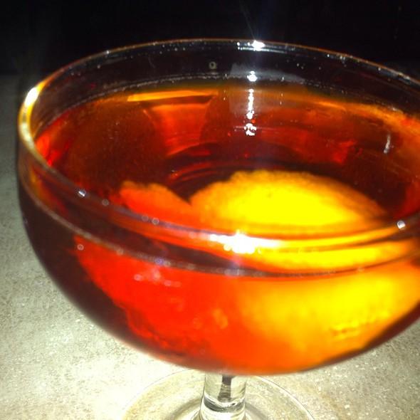 Martinez Cocktail - Mystic Room & Tavern, San Francisco, CA