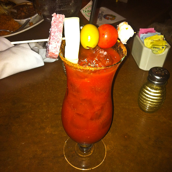 Spicy Bloody Mary - Gladstone's Long Beach, Long Beach, CA