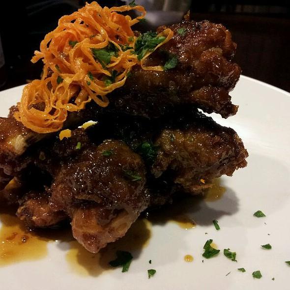 Gris Gris Duck Wings - Manning's Restaurant - Harrah's New Orleans, New Orleans, LA