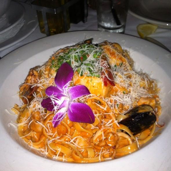 Fettucini Andolini - Stella's, Dana Point, CA