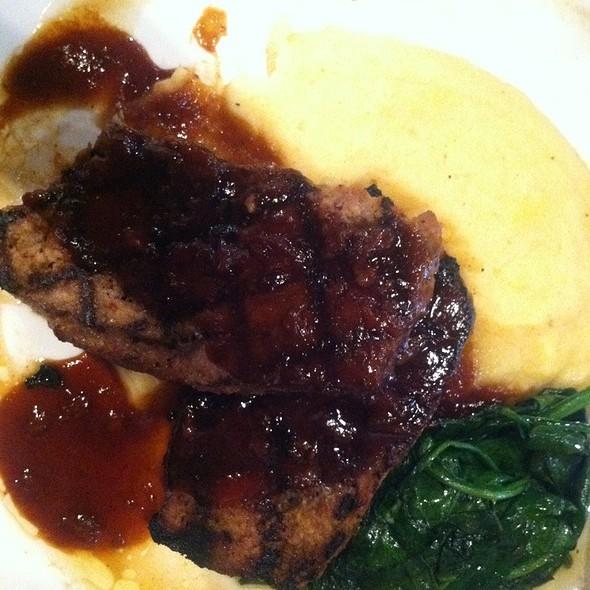 Mannings Meatloaf - Manning's Restaurant - Harrah's New Orleans, New Orleans, LA