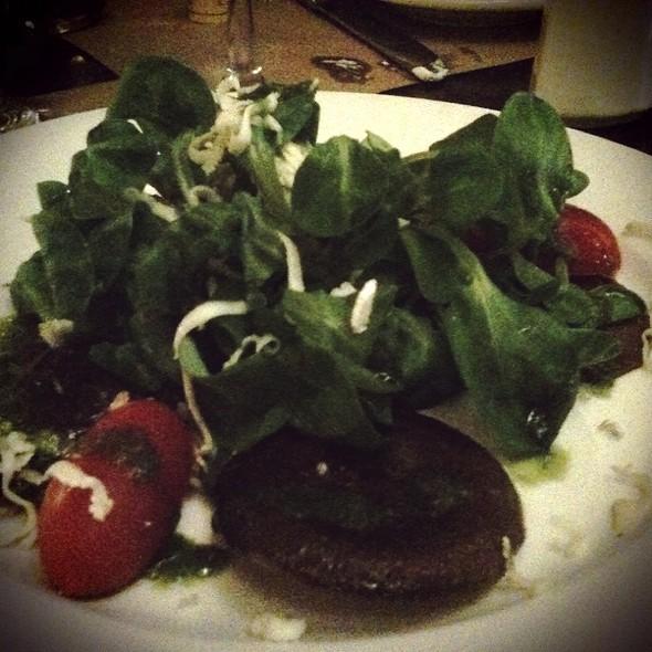 Shitake Mushroom Salad - Cafe Un Deux Trois, New York, NY