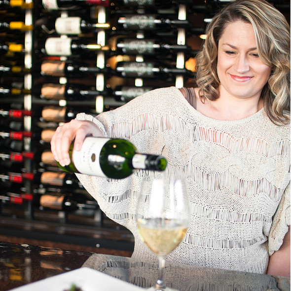 White Wine - Back Bistro, Folsom, CA