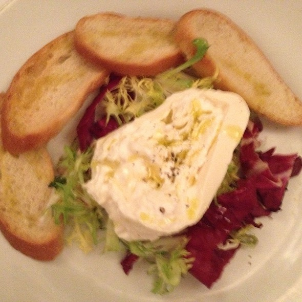 Burrata - I Trulli, New York, NY