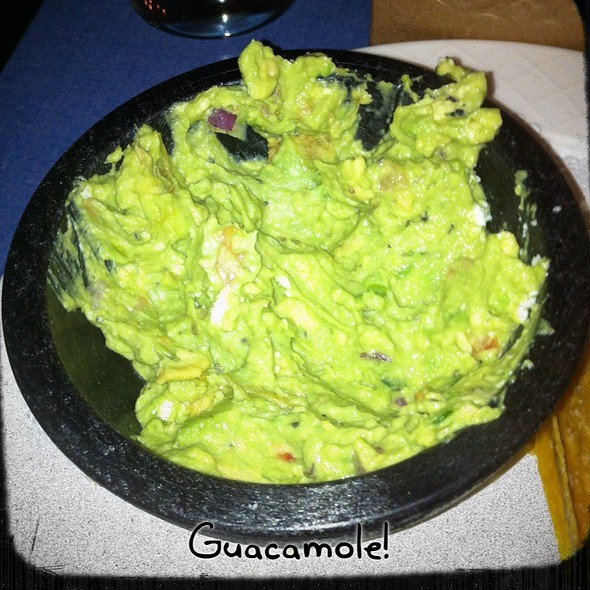 Guacamole - H Street Country Club, Washington, DC