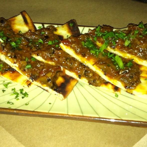 Zaalouk - Eggplant And Tomato Purée W/ Cumin And Paprika - Kous Kous Moroccan Bistro, San Diego, CA