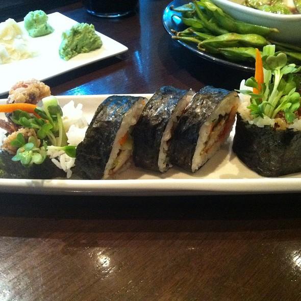 Spider Roll - Okura Robata Grill and Sushi Bar - La Quinta, La Quinta, CA