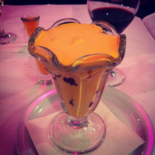 Zabaione With Grand Marnier - Buon Gusto, South San Francisco, CA