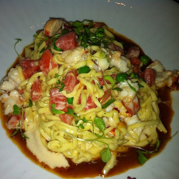 Lobster Linguini - Strip House, New York, NY