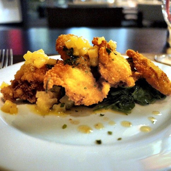 Deep Fried Oysters - Watershed, Washington, DC