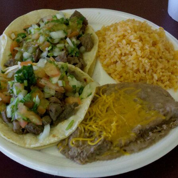 Mexican Food Places In Wichita Ks