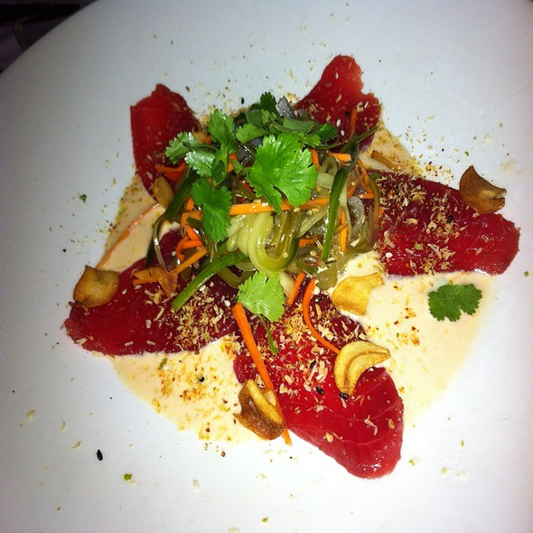 Ahi tuna - Red, the Steakhouse - Miami Beach, Miami Beach, FL