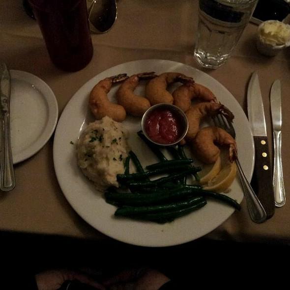 Butterbreaded Shrimp - Buckhorn Steakhouse, Winters, CA