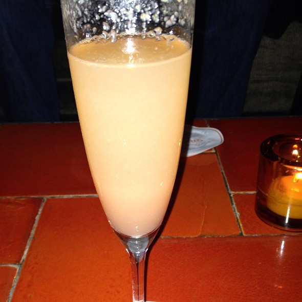 Grand Bellini - Roxy Bar, New York, NY