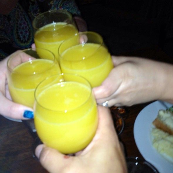 Bottomless Mimosa - The Grill at Leon Springs, San Antonio, TX