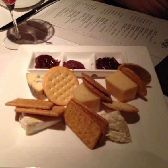 Cheese Plate - NIOS, New York, NY