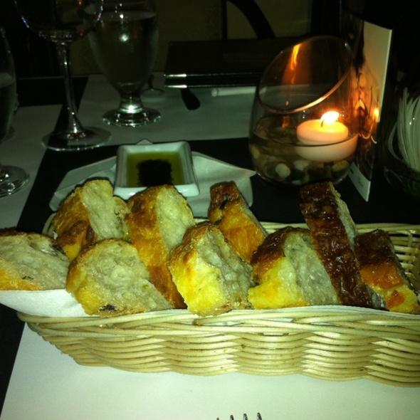 Cheddar Jalapeño Bread - Sante Restaurant, Ottawa, ON