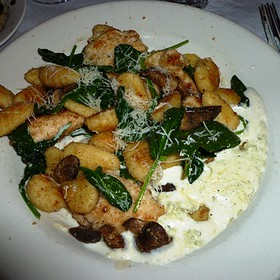 Gnocchi Alla Gorgonzola - Spezia - Steaks, Italian & Seafood, Sioux Falls, SD