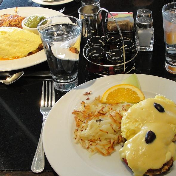 Eggs Benedict - Basil's, Minneapolis, MN