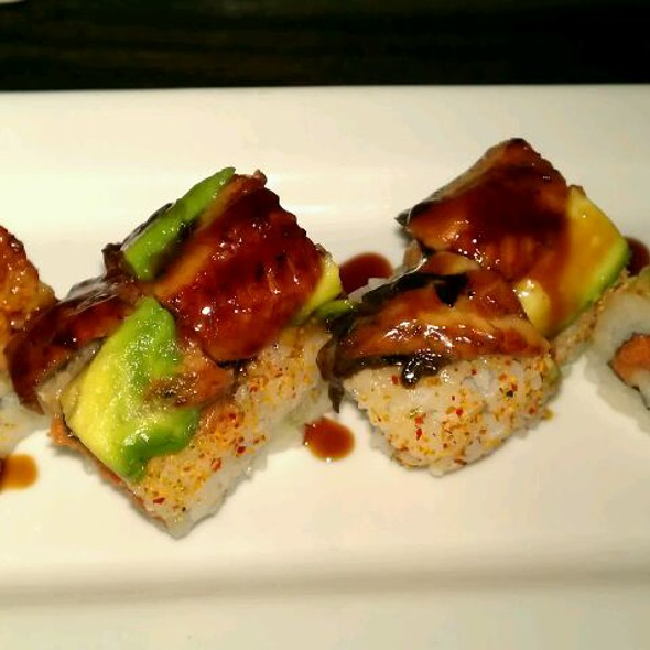 Spicy Tuna And Eel Roll - 1225Raw Sushi And Sake Lounge, Philadelphia, PA