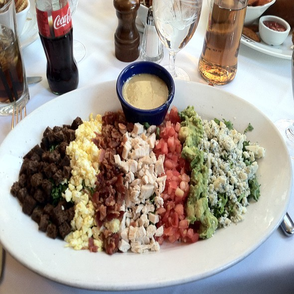 Max Hollywood Cobb Salad - Max Downtown, Hartford, CT