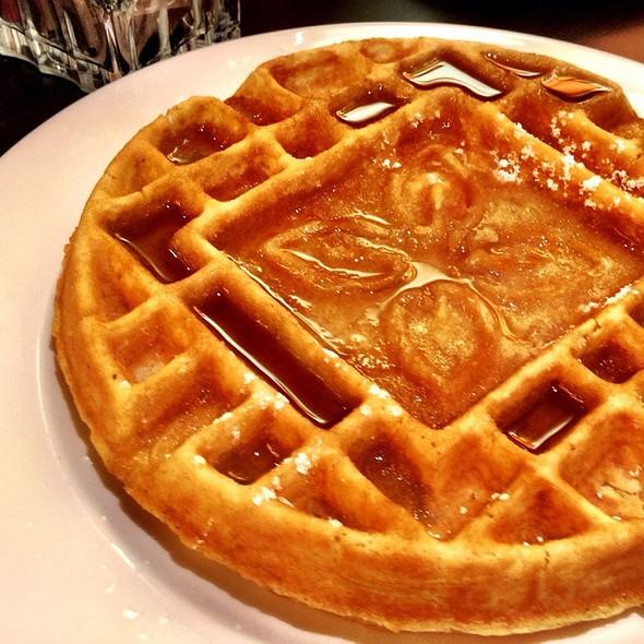 Belgian Waffle - Watershed, Washington, DC