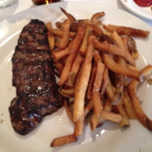 Steak & Frites - Edward's Steakhouse, Jersey City, NJ