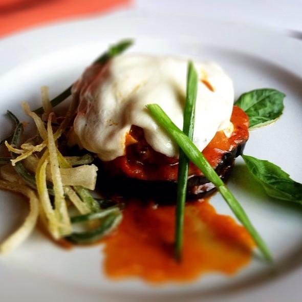 Italian Sausage & Grilled Eggplant - Soffritto Italian Grill, Newark, DE