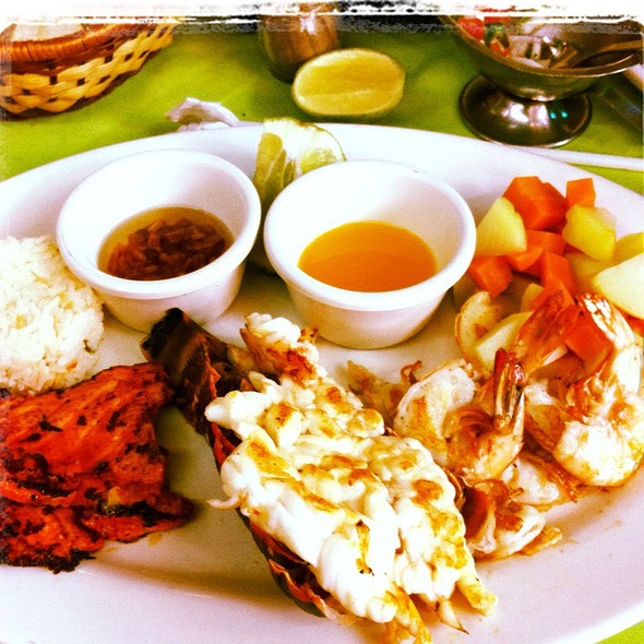 Lobster, Fish And Shrimp - La Mission - Playa del Carmen, Playa del Carmen, ROO