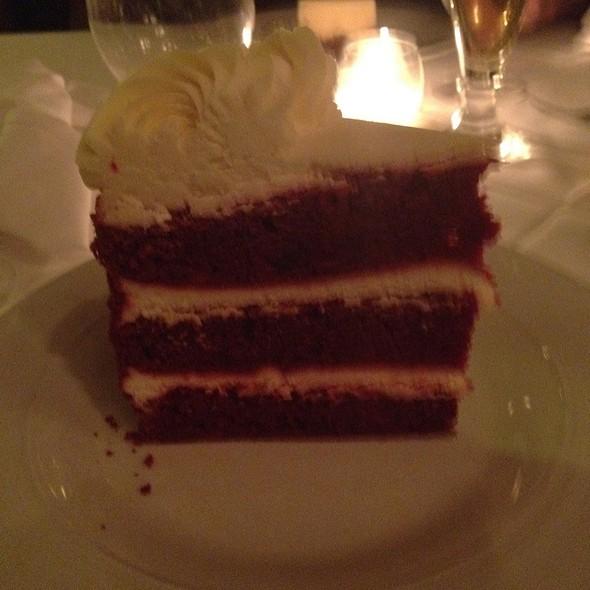 Red Velvet Cake - Roots Steakhouse - Morristown, Morristown, NJ