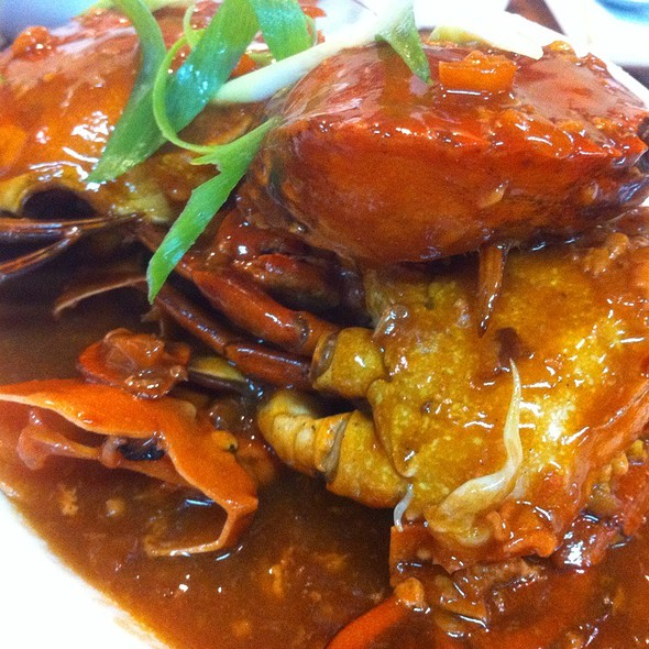 Dampa Seafood Market And Restaurants Menu