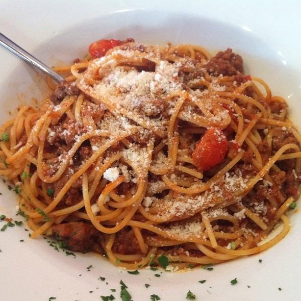Spaghetti Bolognese - Sergios, London