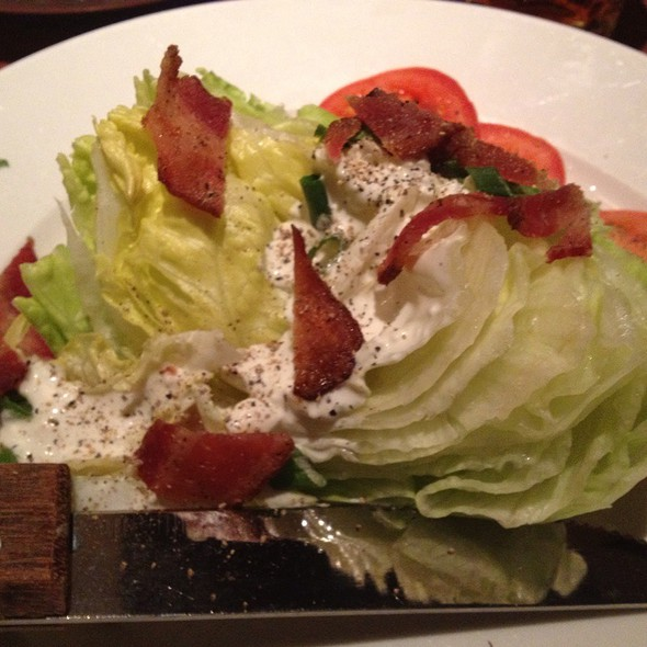 Wedge Salad - Twin City Grill, Bloomington, MN