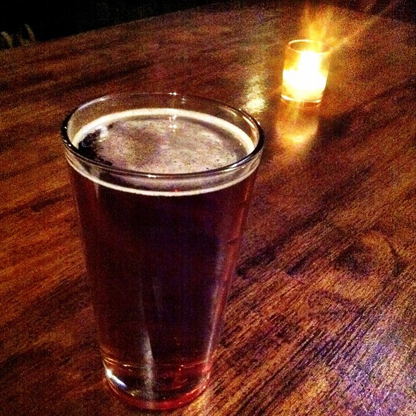 Brooklyn Lager - The Half Pint, New York, NY