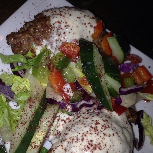 Beef Dumplings - L'ybane, New York, NY