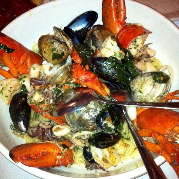 Seafood Pasta - Carmine's - Washington DC, Washington, DC