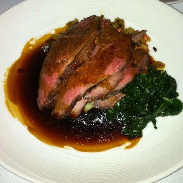 De-Boned Lamb Ribs - Dan'l Webster Inn, Sandwich, MA
