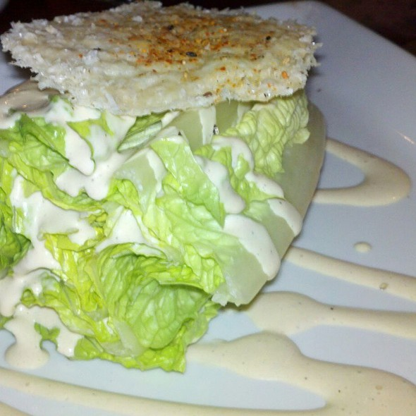 Caesar Salad - Fredrick's Fusion Bistro, Incline Village, NV