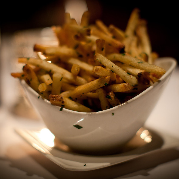 Truffle Fries - Canlis, Seattle, WA