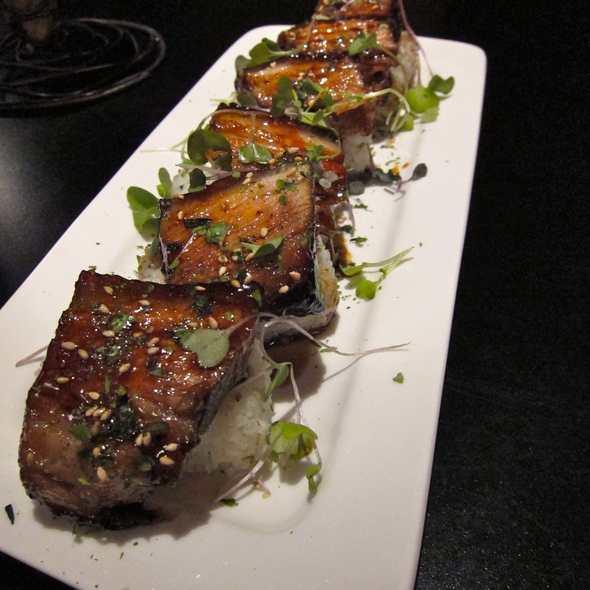 Pork Belly Sushi - Zen Restaurant - Alameda, Alameda, CA
