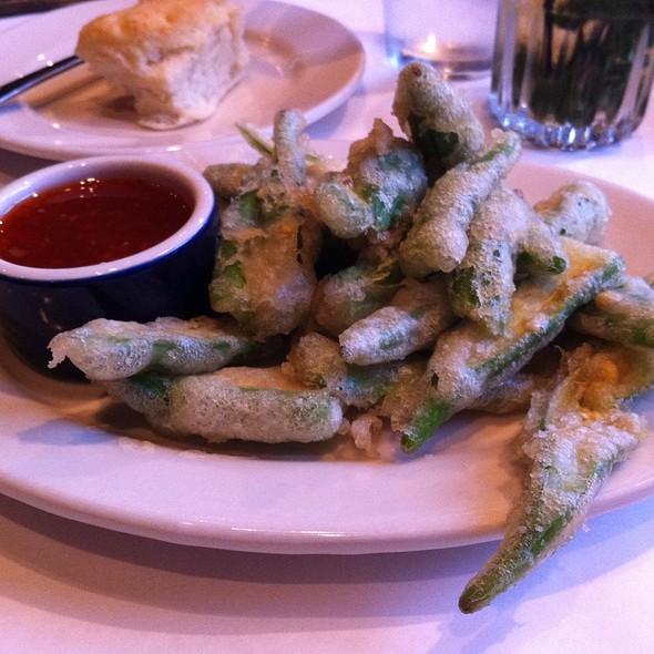 Tempura Fried Okra - Horseradish Grill - Buckhead, Atlanta, GA