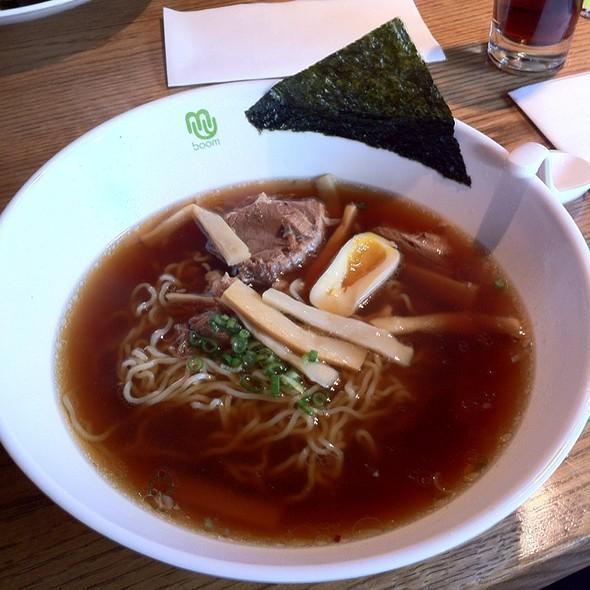 """tokyo"" Ramen - Boom Noodle, Seattle, WA"