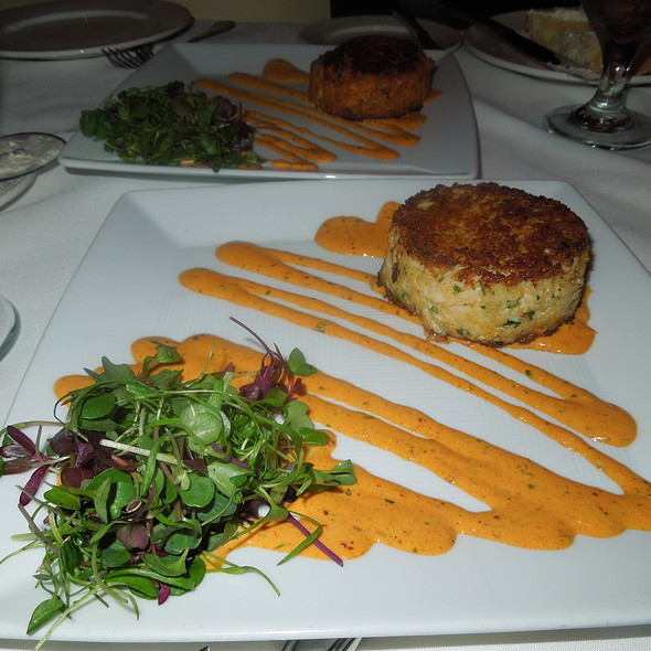 Crabcakes - Superior's Steakhouse, Shreveport, LA