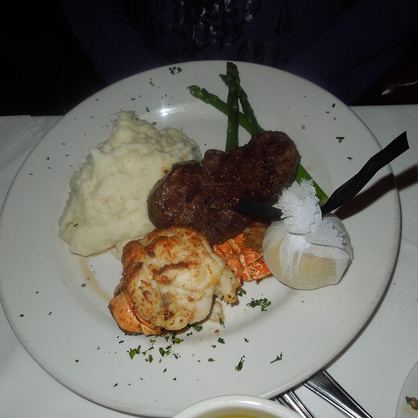 Surf N' Turf - Superior's Steakhouse, Shreveport, LA