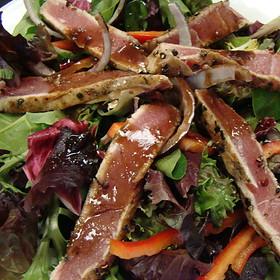 Black and Blue Tuna - Gulfstream Cafe, Garden City, SC